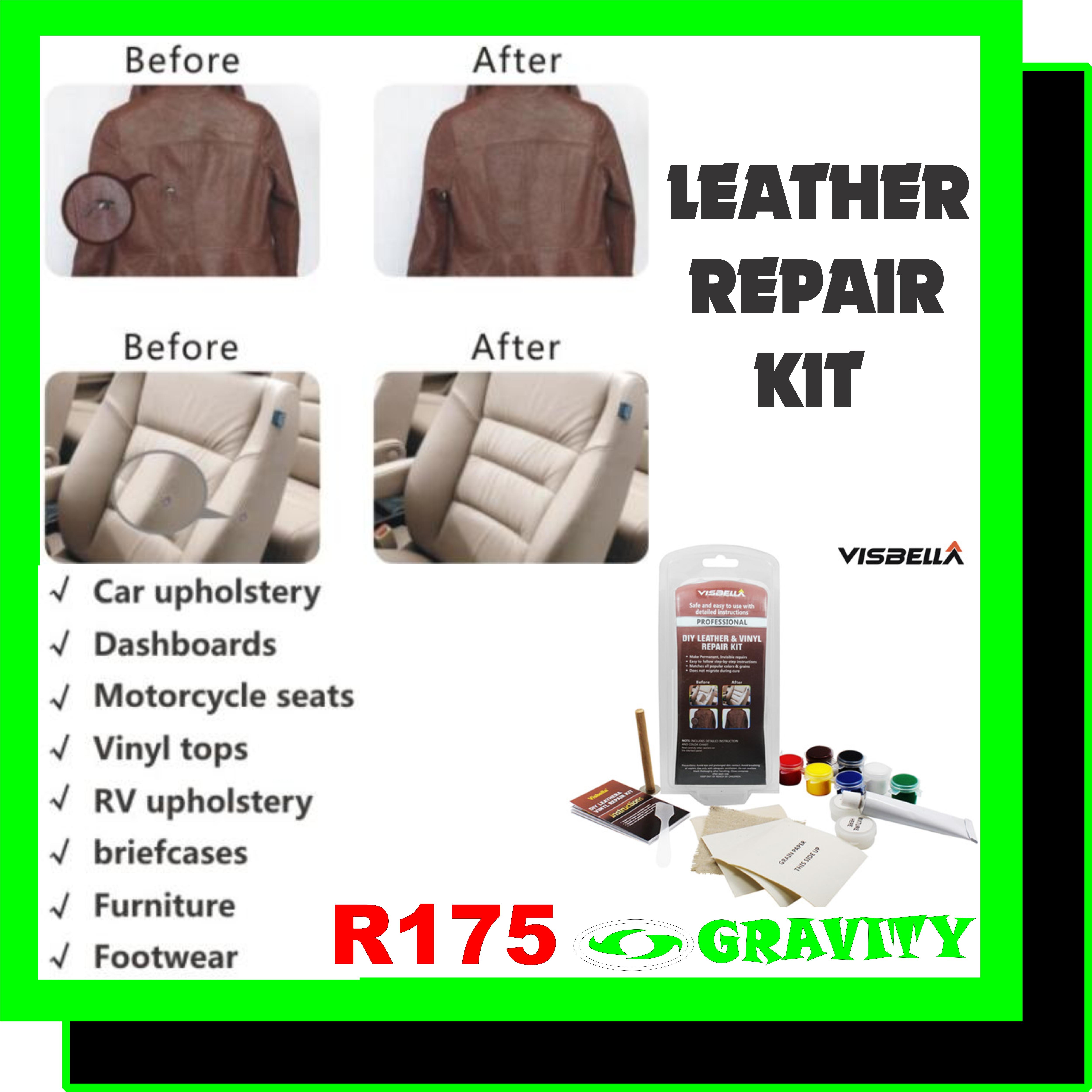 Diy leather repair DIY Wiki